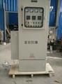 不鏽鋼正壓型防爆控制櫃,製藥廠防爆配電櫃 3