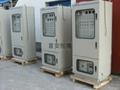 不鏽鋼正壓型防爆控制櫃,製藥廠防爆配電櫃 4