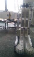 上海冠鵬機械供應夾瓶提升機柔性鏈輸送機