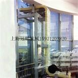 上海冠鹏机械供应夹瓶提升机柔性链输送机 4