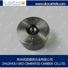 tungsten carbide wire drawing dies with steel case or without steel case