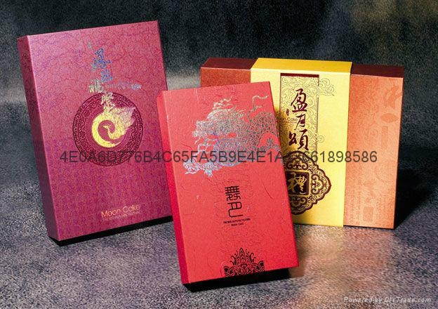 彩盒设计印刷生产 2