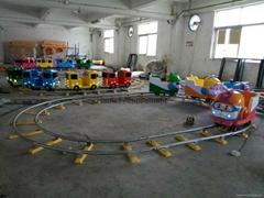 Track train Amusement ri