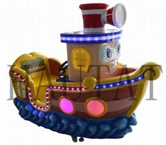 amusement ride Sea adventure arcade game