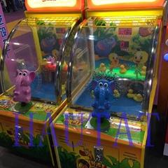 Indoor redemption games Jungle splash coin operated machine