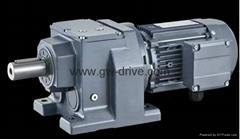 输送机械齿轮减速电机