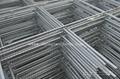 Ga  anized welded mesh