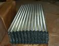 Ga  anized Corrugated Steel Sheet