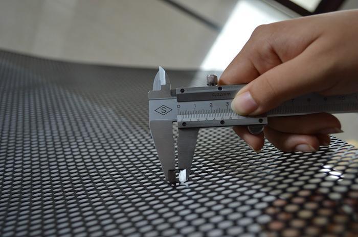 304 Stainless Steel Punching Hole Metal Mesh