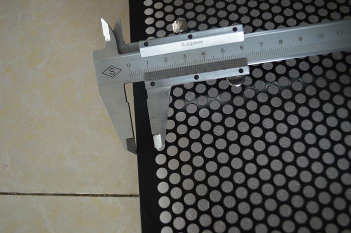 304 Stainless Steel Punching Hole Metal Mesh 3