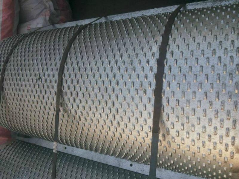 304 Stainless Steel Punching Hole Metal Mesh 4
