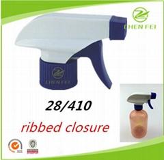 28/410 plastic trigger sprayer for bottle usage