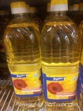 100% Refined Sunflower Oil For Human Consuption