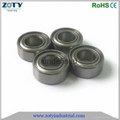 5x10x4mm MR105ZZ miniature ball bearing mini bearing for rc toy