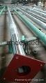 conical eletric flagpole 2
