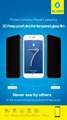 Blueo 3D Curved Full Cover Peep Proof