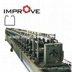 Sliding Door Roll Forming Machine