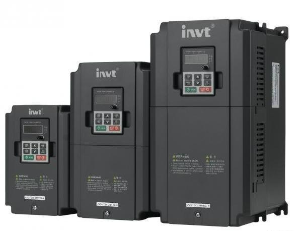 INVT 英威腾变频器GD100-004G-4三相380V适配4KW电机 3