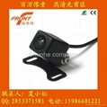 night vision car rear camera with IR and 180 degree wide angle