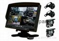 High quality rear view camera system for