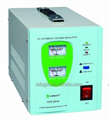 AVR-2k Single Phase Fully Automatic AC