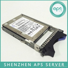 74Y7437 44V6833 300GB 10K IBM Server HDD hard disk