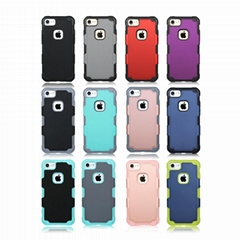 China 2016 new arrival phone case for iphone 7 4.7 inch mobile phone back cover