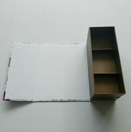 Custom Hand Made Mooncake Box at Factory Price 1