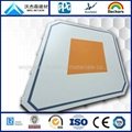 aluminum solid panel with PVDF coating