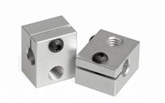 E3D V6 Aluminum Heater Block for 3D Printer