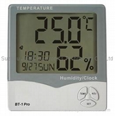Digital Thermometer And
