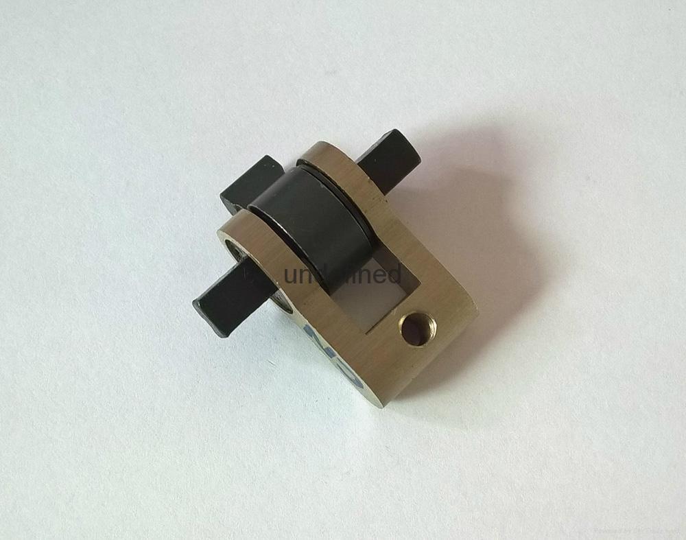 假鎖芯 全銅方孔 十字孔 齒輪 假鎖芯 電子鎖內鎖芯 假鎖芯訂做 3