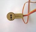 報警鎖芯 超B級葉片報警鎖芯 全銅鎖芯 報警鎖芯定製 4
