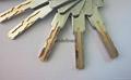 多軌道超B級葫蘆膽插芯鎖芯 空轉插芯鎖芯 中山小欖鎖芯定製 4