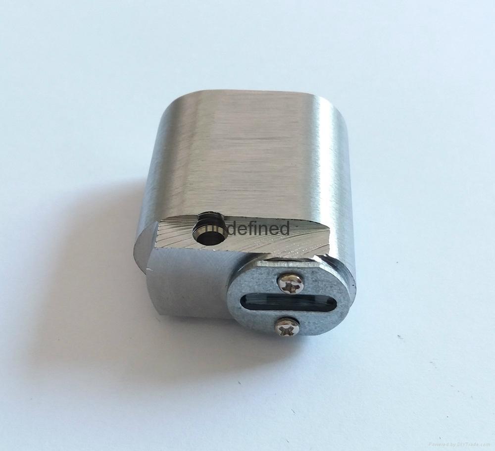全銅橢圓鎖芯 美標鎖橢圓鎖芯 全銅出口鎖芯 美標鎖插芯鎖芯 2