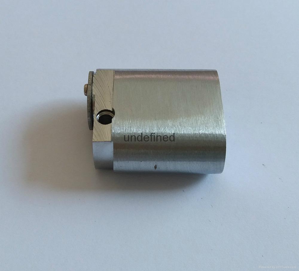 全銅橢圓鎖芯 美標鎖橢圓鎖芯 全銅出口鎖芯 美標鎖插芯鎖芯 4