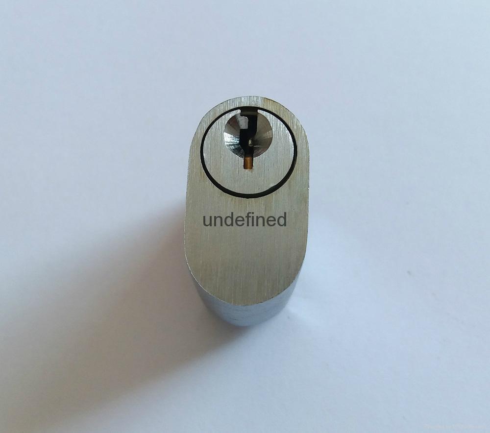 全銅橢圓鎖芯 美標鎖橢圓鎖芯 全銅出口鎖芯 美標鎖插芯鎖芯 5