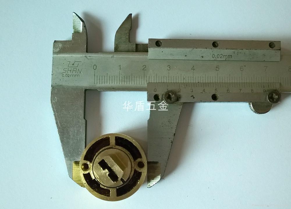 超B級卷閘鎖芯 葉片卷閘門鎖芯 超B級鎖芯定製 3