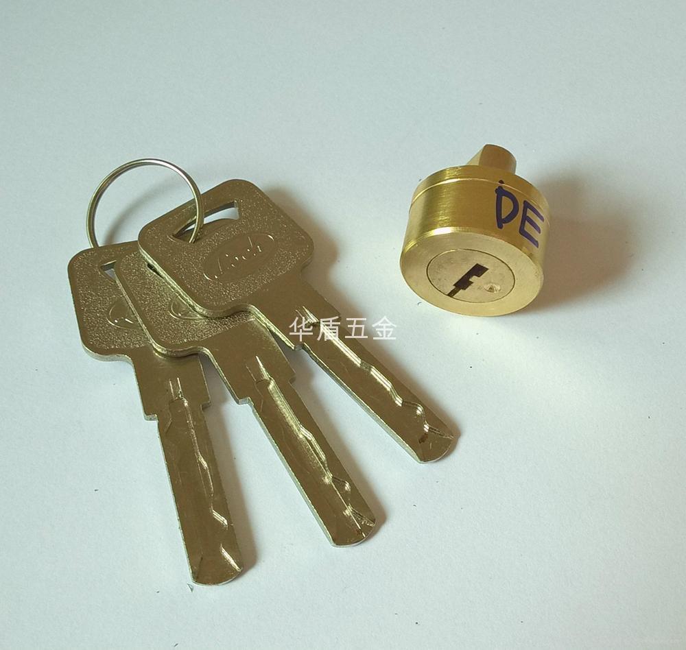超B級卷閘鎖芯 葉片卷閘門鎖芯 超B級鎖芯定製 4