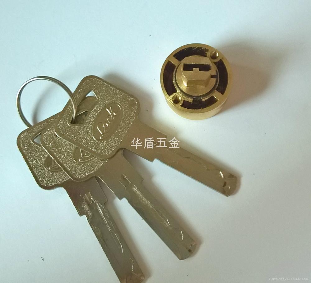 超B級卷閘鎖芯 葉片卷閘門鎖芯 超B級鎖芯定製 2