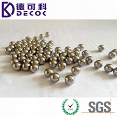 0.35mm to 200mm 52100 Precision Chrome Steel Ball for Bearing