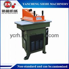 Shoe Making Hydraulic Swing Arm Cutting Machine