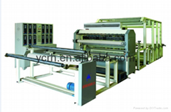 Textile Ultrasonic Embossing Machine