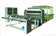 Textile Ultrasonic Embossing Machine