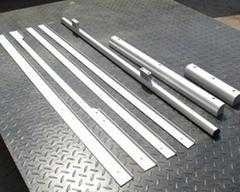 鋁合金邊條拉手加工