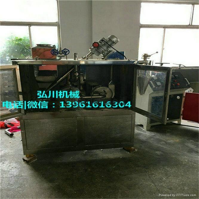 中药材低温冷冻粉碎机 4
