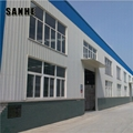 two storey office building steel