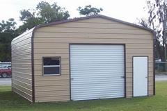 6' 7' 8' 9'  Height Mobile Steel Structure Car Garage Design Portable Carport
