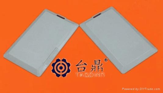 台鼎 TD-PA02 2.4G復合有源電子標籤 2