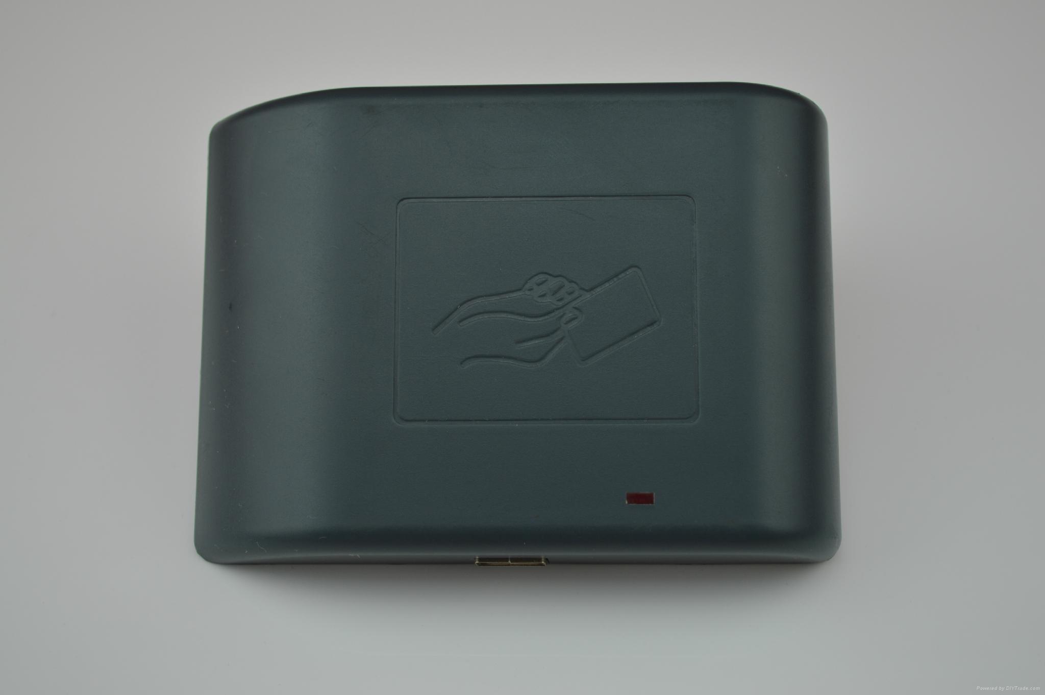 台鼎 TD-PB04 2.4G桌面發卡器  4
